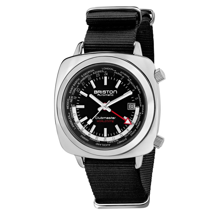 BRISTON Clubmaster Traveler Worldwide Ti...