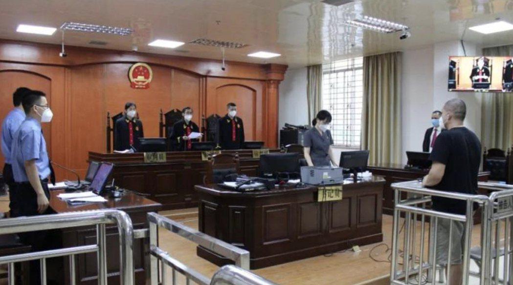 廣西一名男子因未遵守防疫規定,遭判刑1年2個月。(取自廣西新聞網)