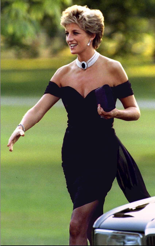 黛妃生前的珠寶竟也還能再引起風波。圖/路透資料照片