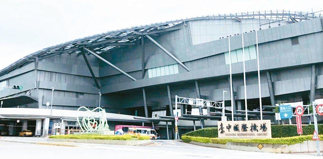 台中國際機場將辦理「台中國際機場門戶及周邊整體開發」案,以航空服務為核心,發展智...