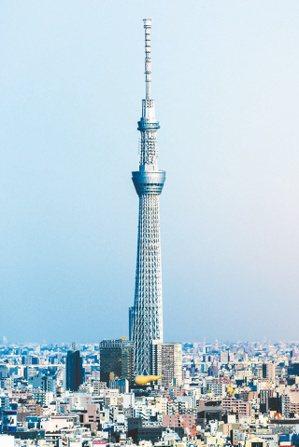 東京街景 (本報系資料庫)