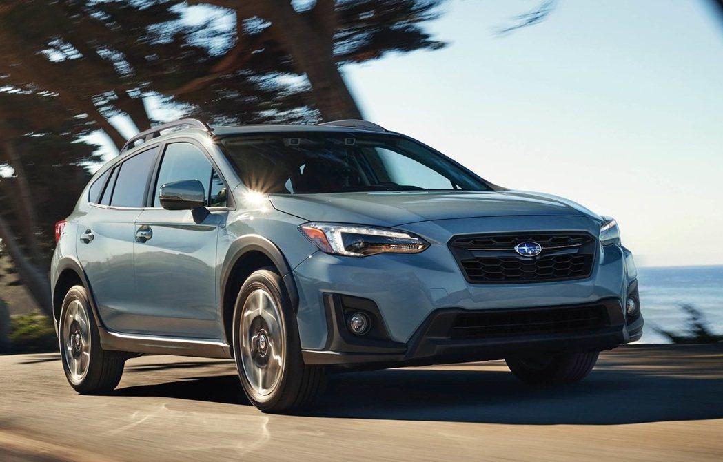 Subaru Crosstrek新動力將於6/9發表。 摘自Subaru