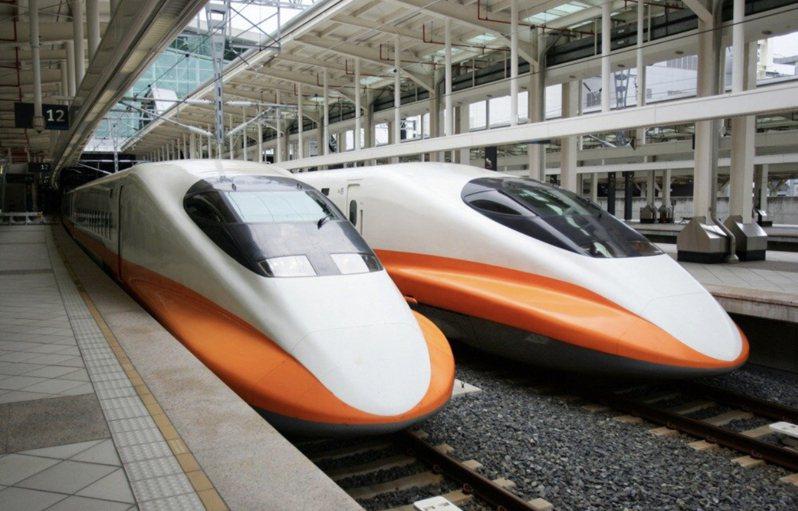 高鐵今天下午加開一班列車。圖/台灣高鐵公司提供