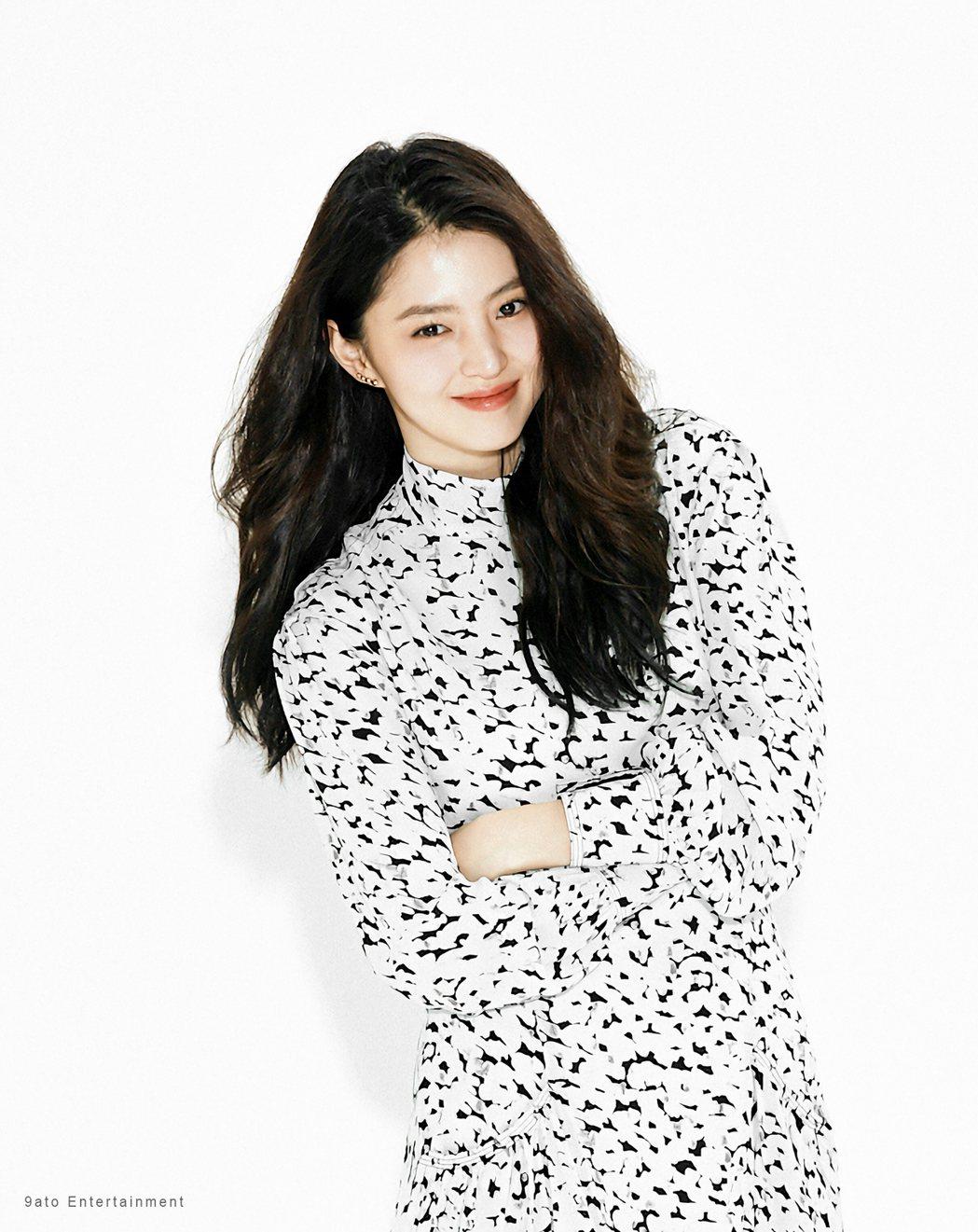 韓素希現在成為時尚寵兒。圖/9ato Entertainment提供