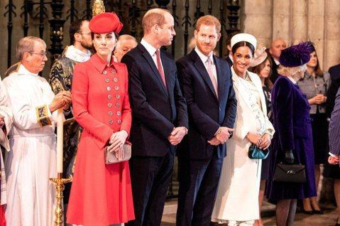 梅根、凱特皆是英倫皇室兩位王子的妻子,也是英國對外的重要門面,然則梅根與哈利王子今年卸下皇室重要成員身分,讓外媒「Tatler」報導指出目前一切的外交工作重擔全在凱特身上,讓她工作量大增,更另有「每...
