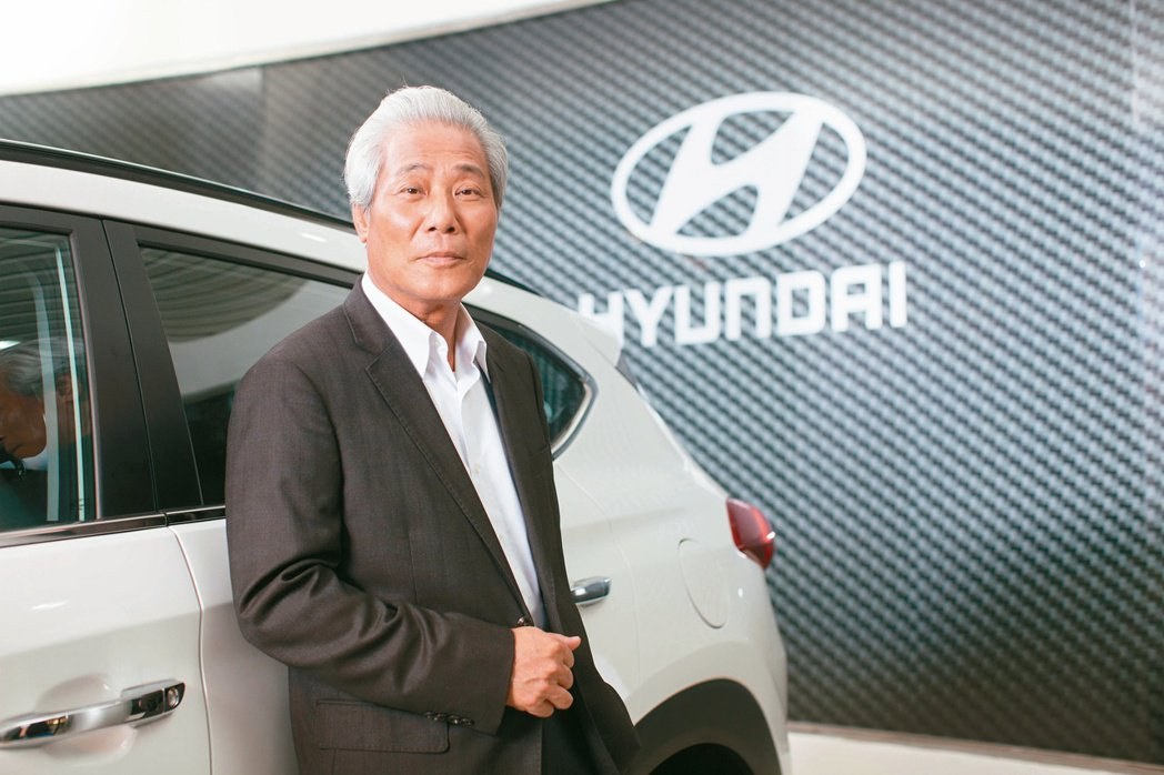 三陽工業董事長吳清源擘劃未來,要提升高階產品的銷售比重。(本報系資料庫)