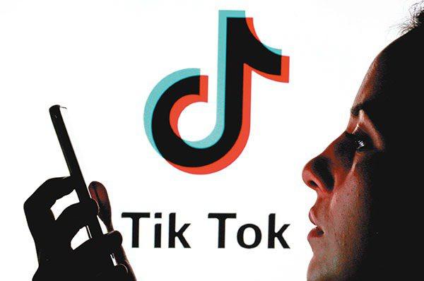 抖音海外版Tik Tok屢傳佳績,大陸母公司字節跳動,身價水漲船高。(路透)