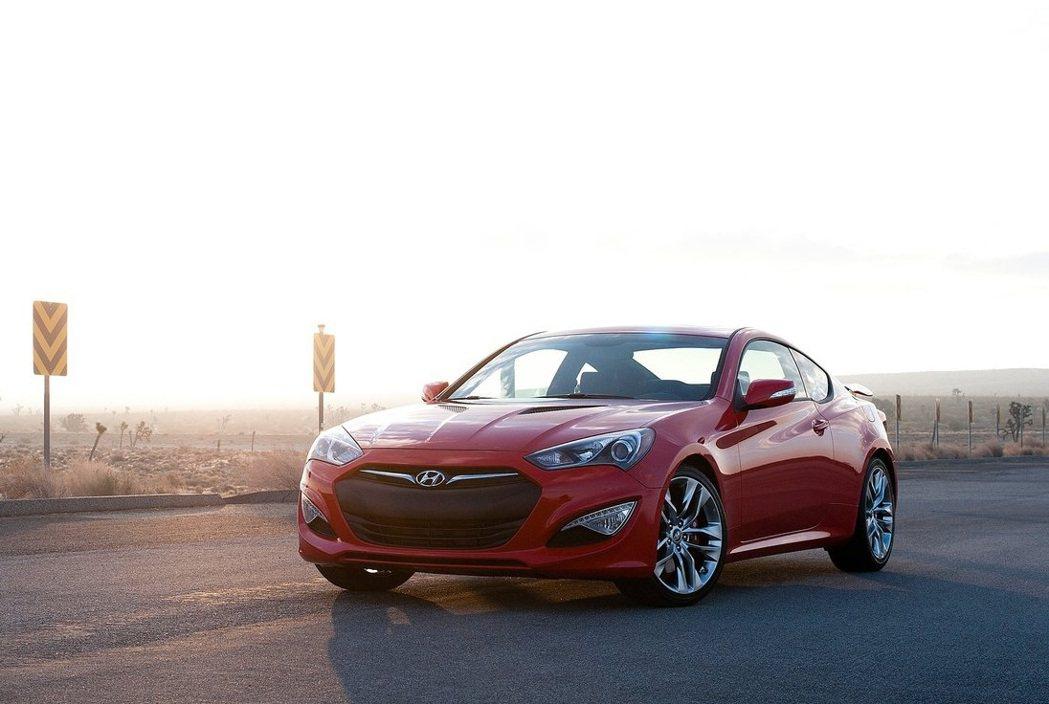 目前Hyundai並沒有任何跡象想要將後驅雙門跑車重生。 摘自Hyundai