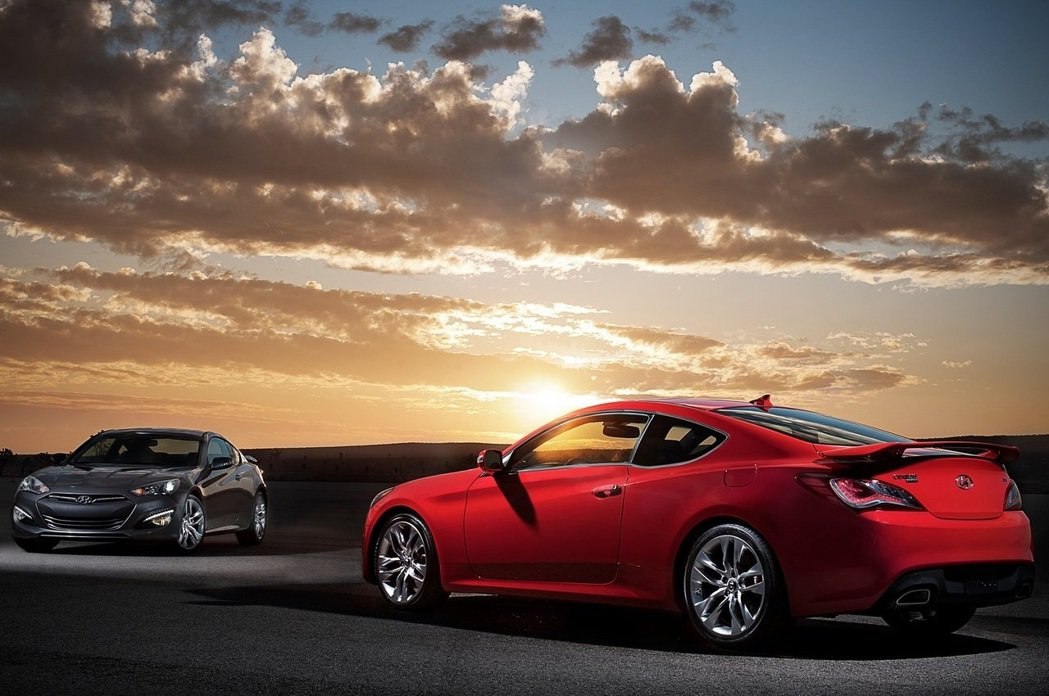 Hyundai Genesis Coupe雖然擁有均衡的表現,但缺乏個人特色也讓...