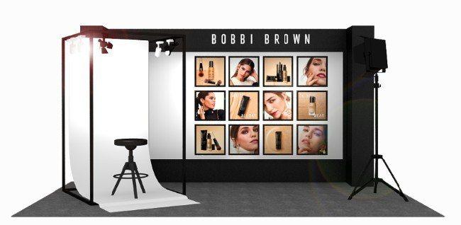 Bobbi Brown年度一對一彩妝活動,今年以「你的型、我來照」證件照攝影為主...