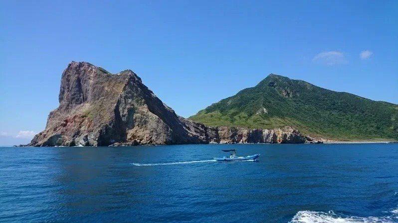 龜山島。圖/東北角暨宜蘭海岸國家風景區管理處提供
