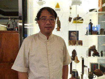 永固-KY董事長簡國釧利用過去在新聞領域累積的專業知識,打造大陸重慶市數一數二預...