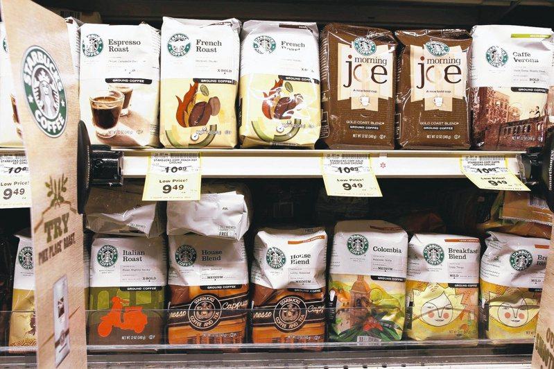 美國咖啡需求在疫情期間不減反增。(路透)