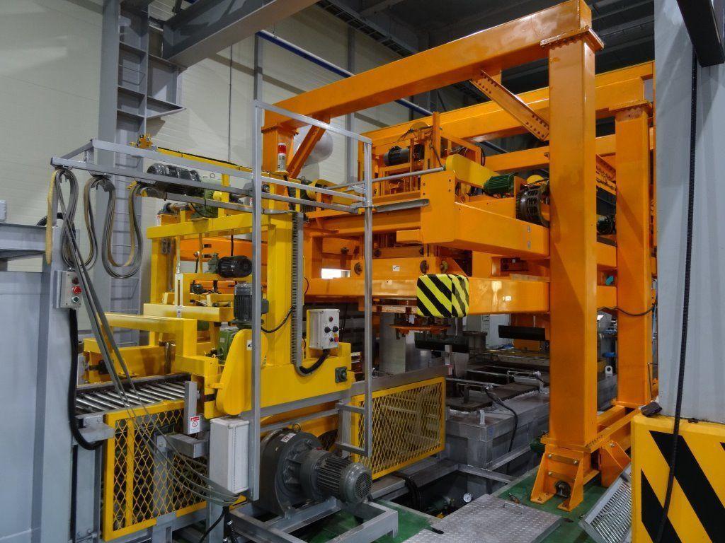 利運熱浸鍍鋅設備可依客戶需求設計,協助客戶提高市場競爭力。  業者/提供