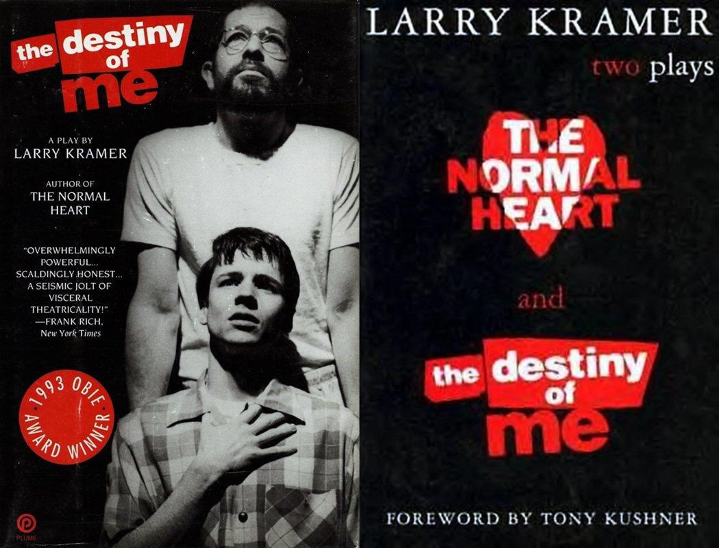 克萊默《The Normal Heart》的續篇《The Destiny of ...