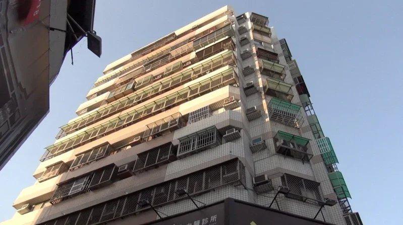電梯大樓示意圖,非關本新聞。本報資料照