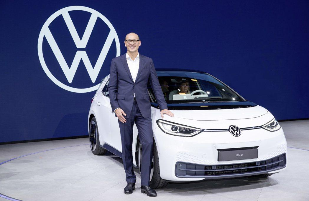 今年七月起正式成為Volkswagen新執行長的Ralf Brandstätte...