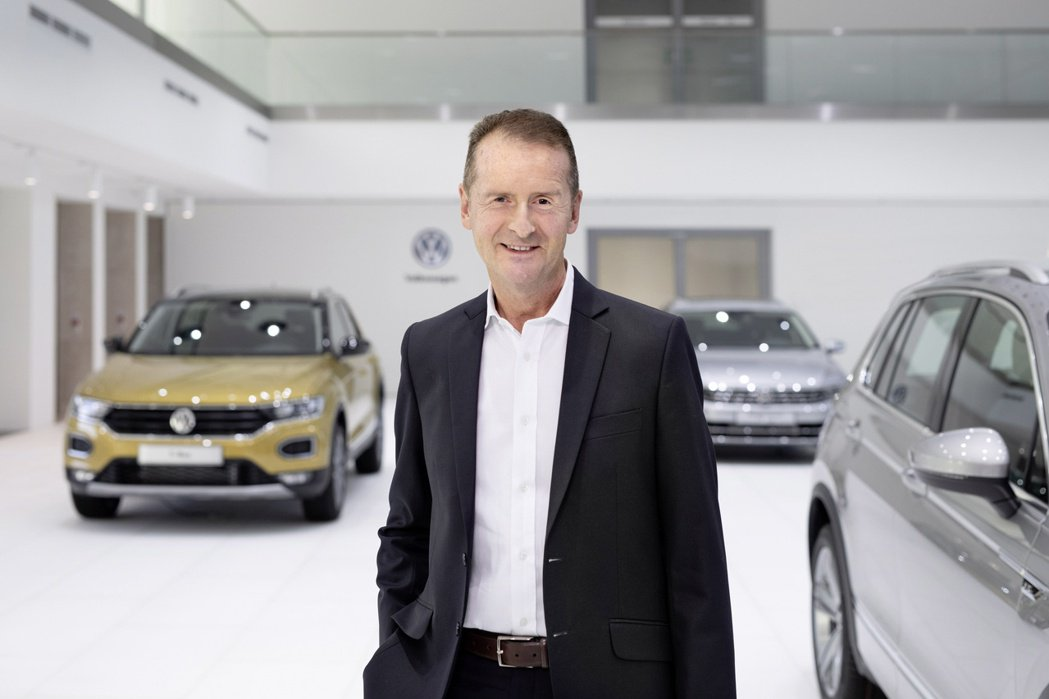 原身兼Volkswagen Group主席與Volkswagen品牌執行長的He...