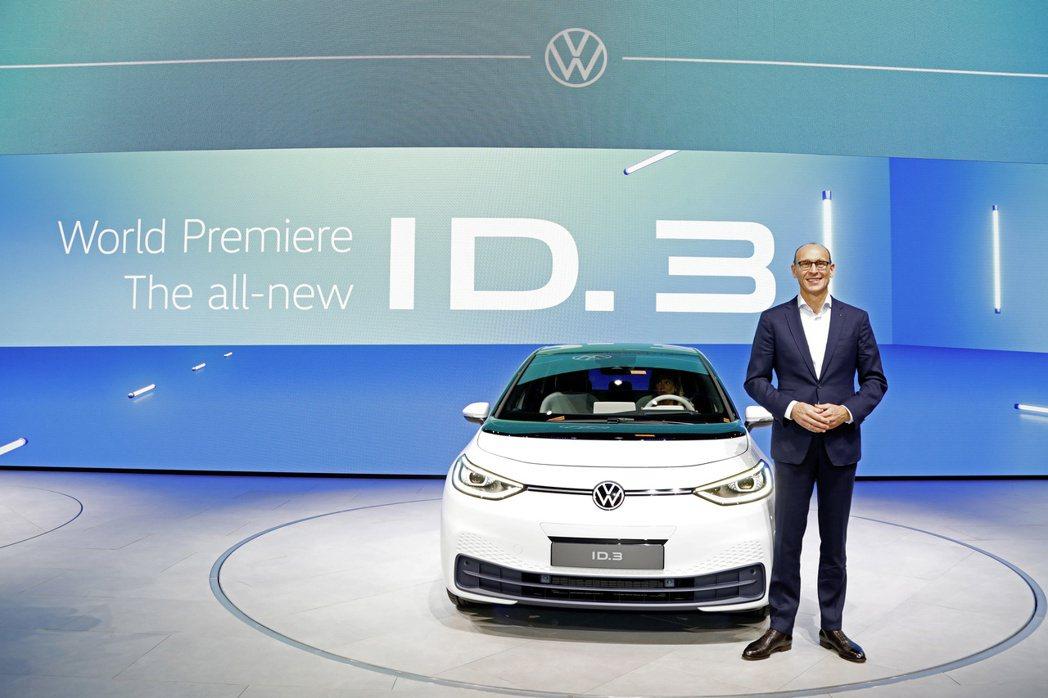 現任Volkswagen COO營運長的Ralf Brandstätter,將於...