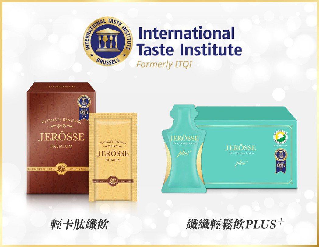 微商教父呂世博(圖右)表示:「婕樂纖除了持續推出高品質的產品、在國際上為台爭光之...