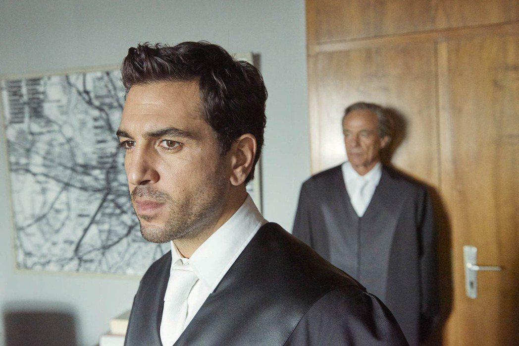 《罪人的控訴》電影劇照。下同。 圖/海鵬影業