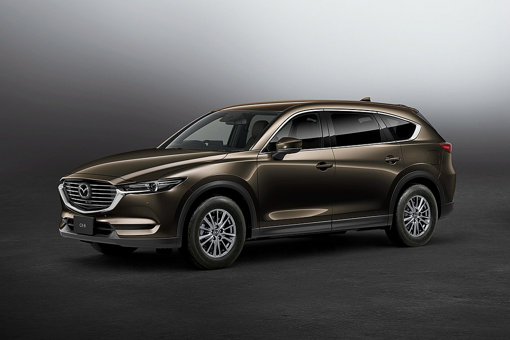 Mazda CX-8 Smart Edition增配抬頭顯示器、ALH智慧型LE...