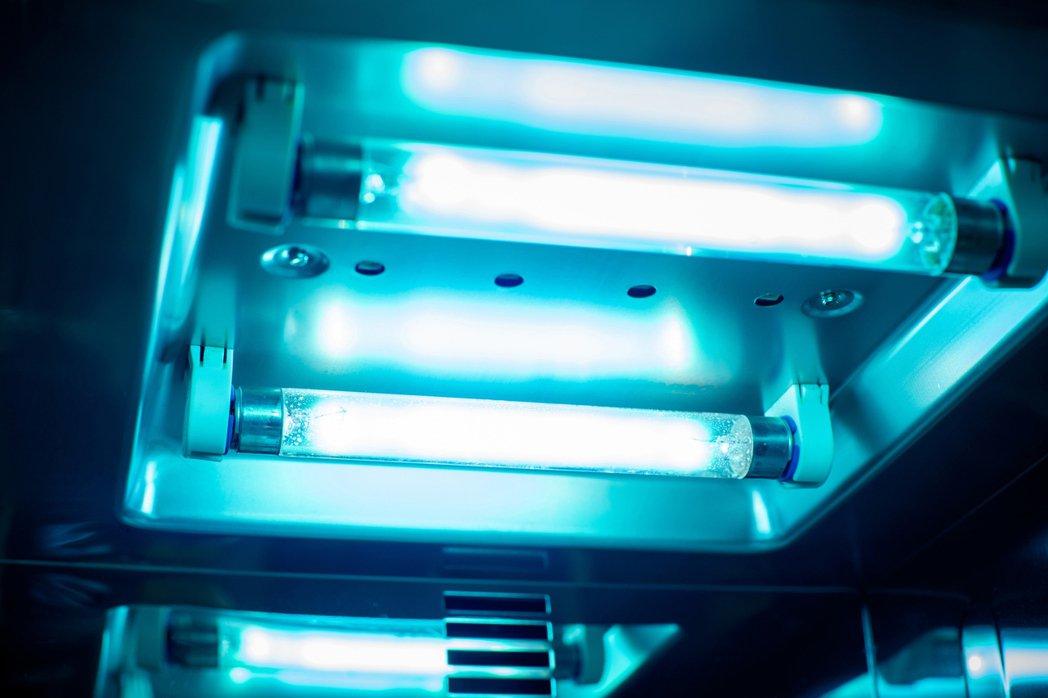 紫外線機器人能進行自動化消毒,進而阻止潛在新型冠狀病毒(COVID-19)和其他...