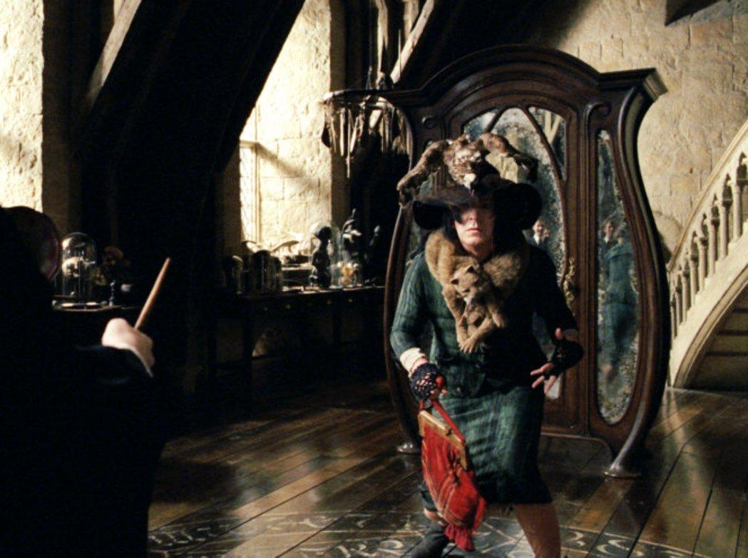 圖為《哈利波特:阿茲卡班的逃犯》電影劇照。 圖/哈利波特劇照