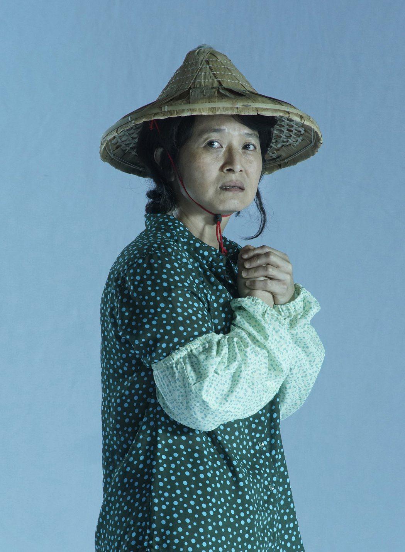 「我們與惡的距離」劇場版,劇中無差別殺人犯母親由謝瓊煖再度演出。圖/故事工廠提供