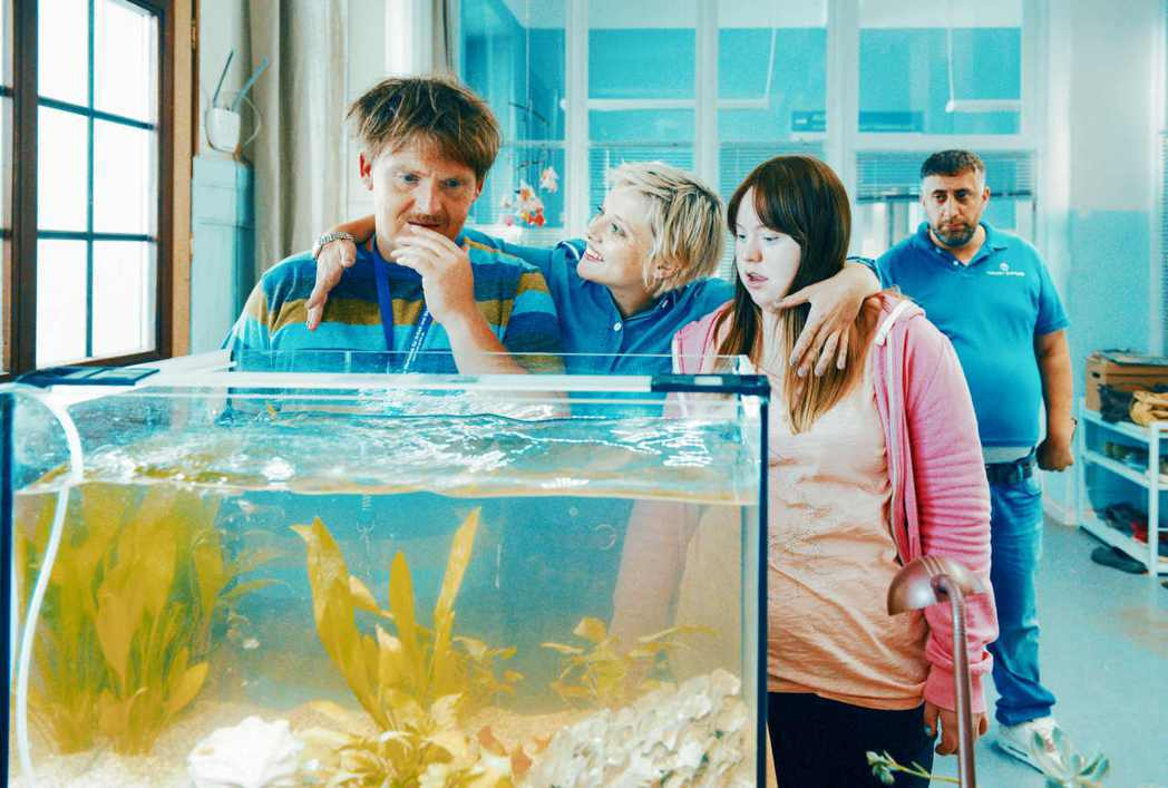 「金魚俱樂部」。圖/海鵬提供