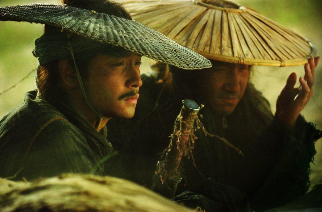 「東邪西毒:終極版」與「射鵰英雄傳之東成西就」將於6月19日正式在台上映。圖/C