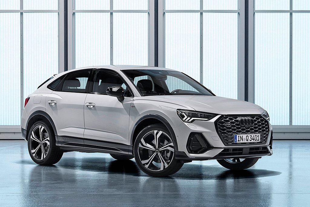 全新第二代Audi Q3都會休旅,挾標準SUV與Sportback斜背車型正式在...