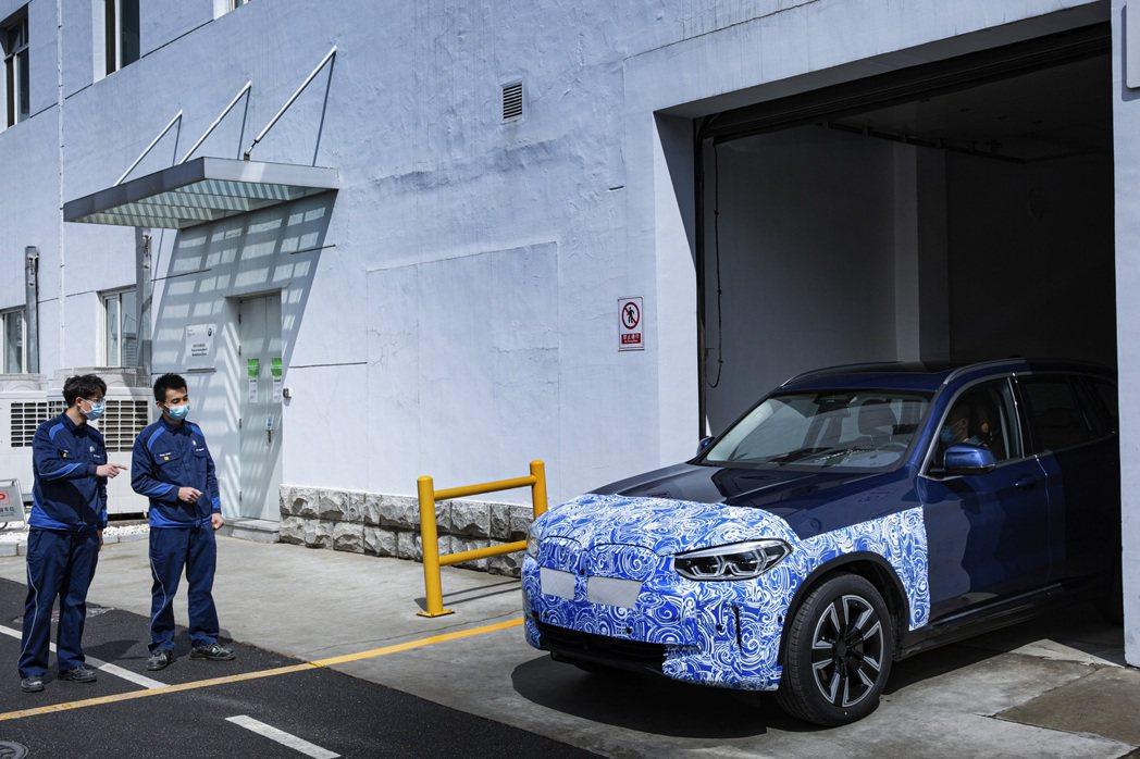 iX3的問世,代表X3將會是品牌首款同時擁有內燃機、複合式動力與純電動的車款。 ...