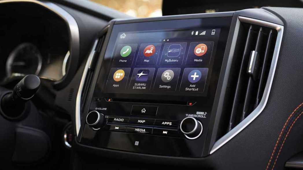 Limited車型以上標配8吋螢幕,可支援Android Auto和Apple ...