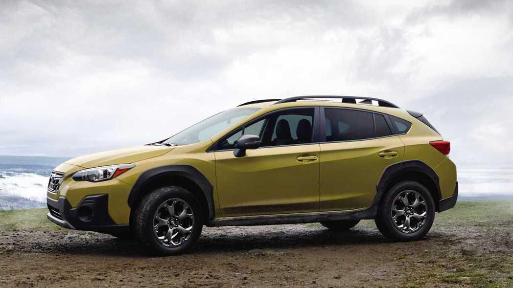 Subaru Crosstrek Sport。 摘自Subaru