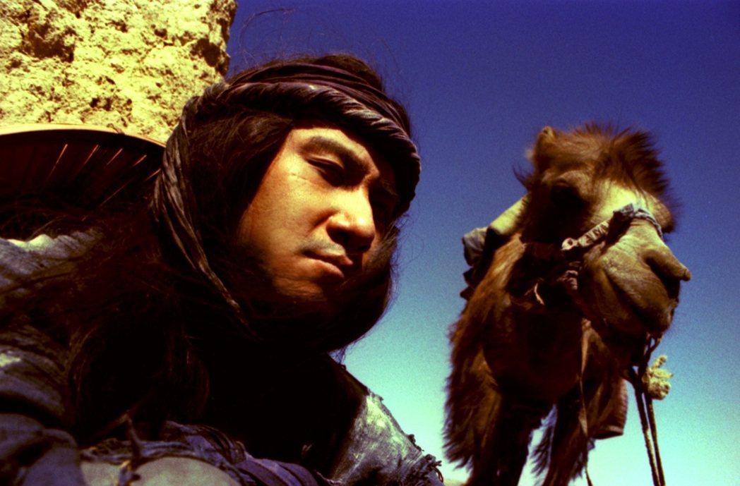 在《東邪西毒》中,張學友飾演北丐洪七。 圖/CatchPlay提供