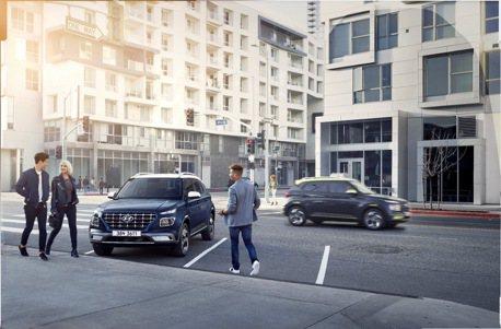 國產小休旅新兵報到 Hyundai Venue 9月正式上市