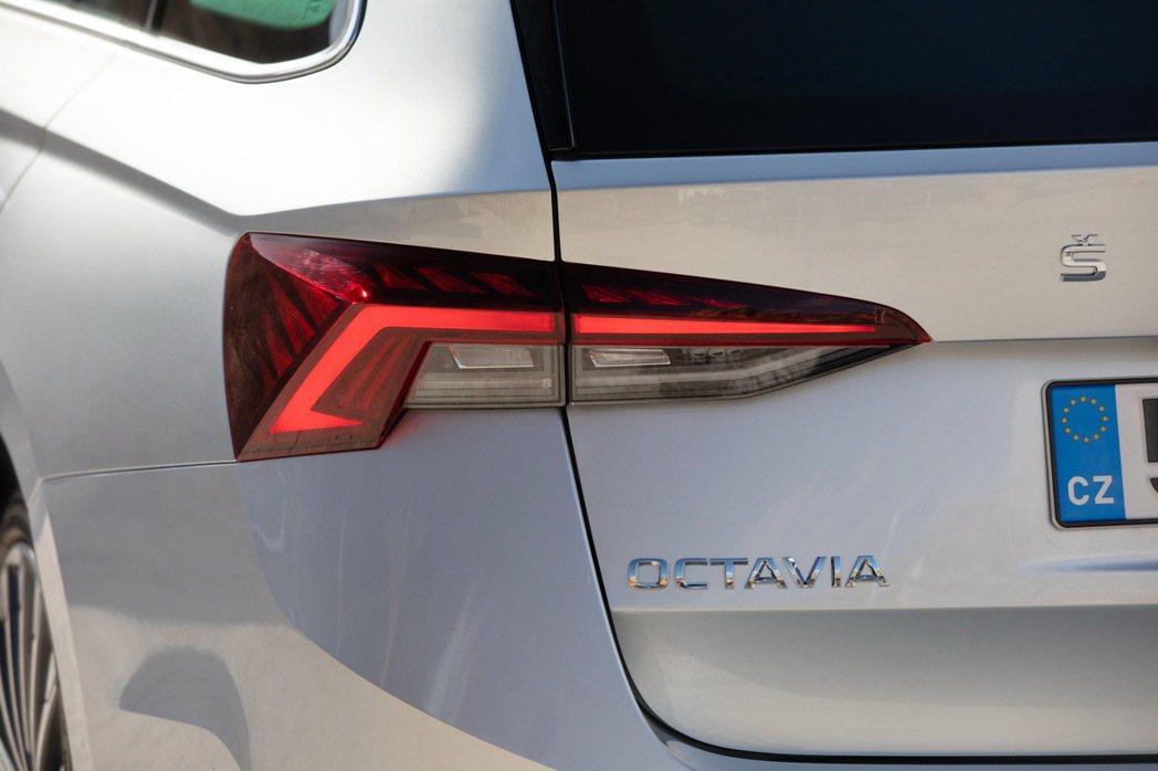 全新第四代ŠKODA Octavia在去年11月中發表。 摘自ŠKODA