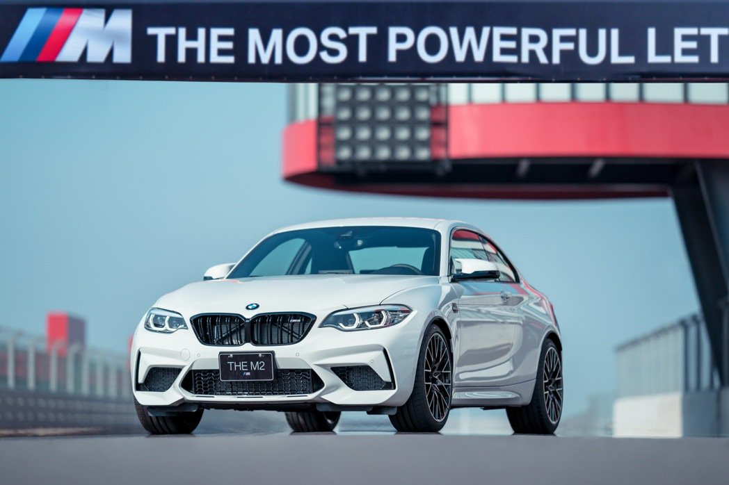 全新BMW M2 Competition Conquest Edition限時限...