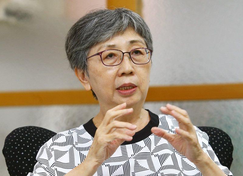 長期關注生物相似性藥議題的台灣全癌症病友連線理事長林葳媫認為,生物相似性藥進入台灣,象徵民眾對藥物的可近性又往前跨一大步。記者杜建重/攝影
