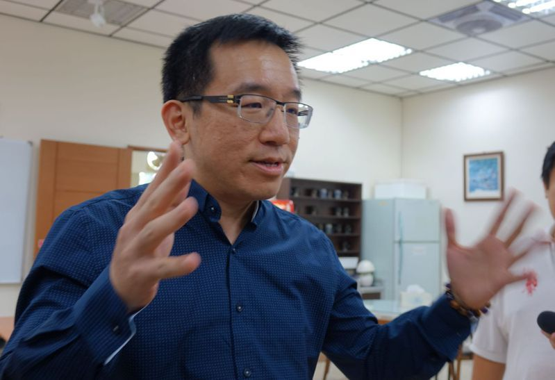 民進黨高雄市議員陳致中。圖/本報系資料照