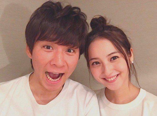 渡部建(左)與佐佐木希結婚3年爆出偷吃。圖/摘自IG
