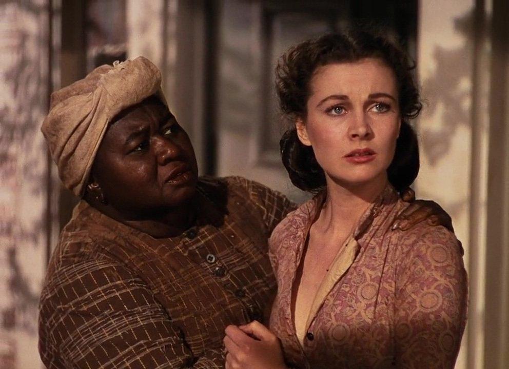 「亂世佳人」因為被嫌種族歧視遭到HBO Max下架。圖/摘自imdb
