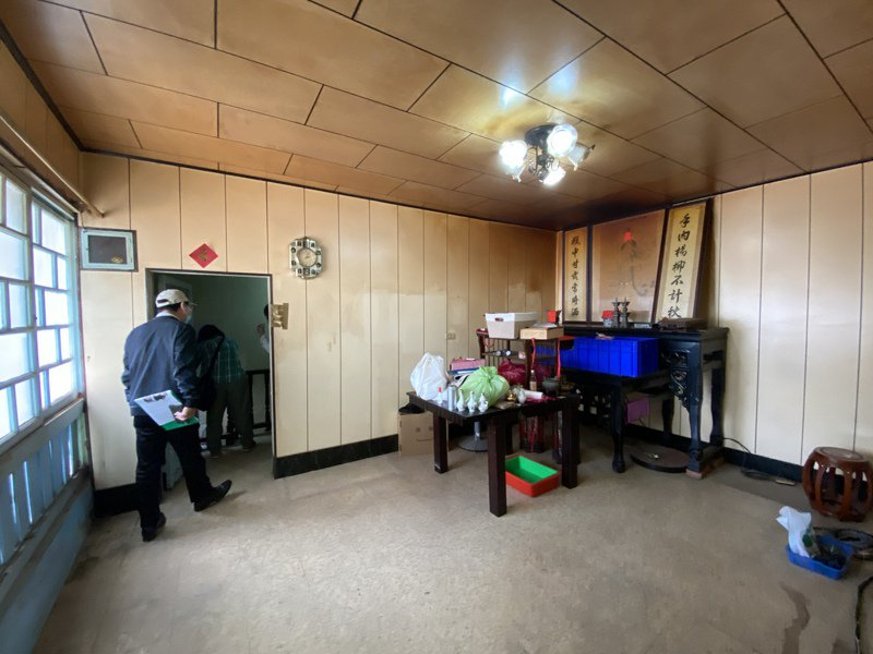 228受難者湯德章律師位在台南友愛街巷內的舊宅,在民眾集資下,順利保存下來。圖/本報資料照片