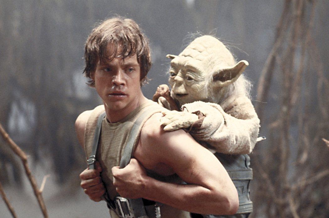 「星際大戰」系列在歐美歷久不衰,卻也只是最厲害電影系列亞軍。圖/摘自imdb