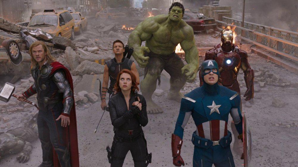 漫威超級英雄片雖然全球大賣,在最厲害影片系列才排到第3名。圖/摘自imdb