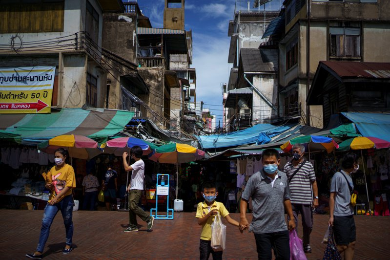 為遏阻新冠肺炎疫情,泰國從4月初到6月底禁止所有商業航班入境。 路透社
