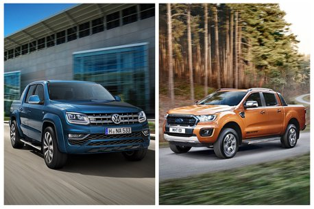 Ranger、Amarok終成兄弟!Ford與福斯正式簽屬商用/電動車等合作協議