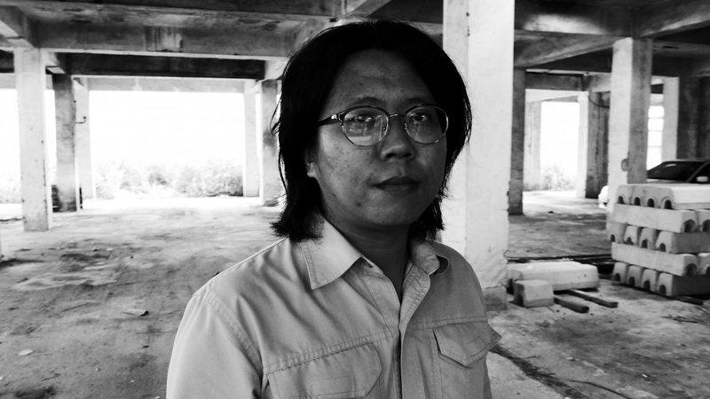 陳昌遠是高雄人,時報文學新詩評審獎得主,並以《工作記事》的創作企劃獲第6屆楊牧詩獎。 圖/達瑞攝,逗點文創結社提供