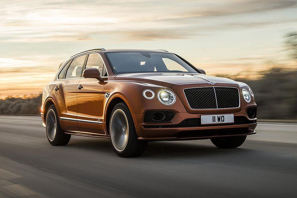 Bentley Bentayga不僅是市場上最豪華與極速最快的休旅車(Benta...